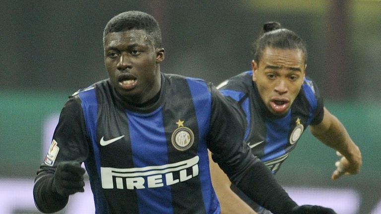 Alfred Duncan: Inter Milan midfielder has been linked with Sunderland
