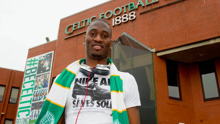 Amido Balde: Set to sign for Celtic