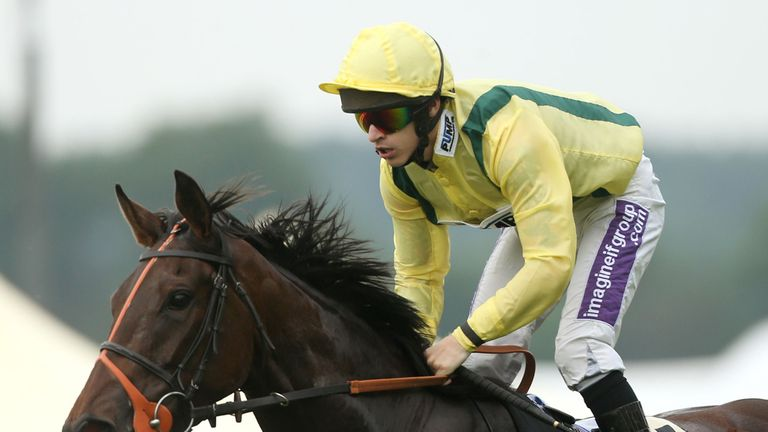 Annecdote: Set for the Duke of Cambridge Stakes