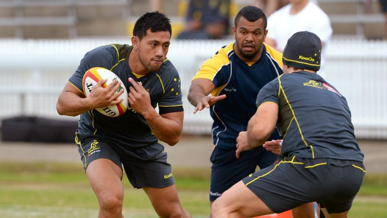 Lealiifano is ready to prove himself in Melbourne