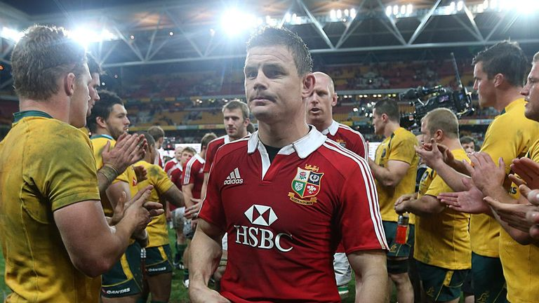 O'Driscoll bullish after first Test victory for the Lions