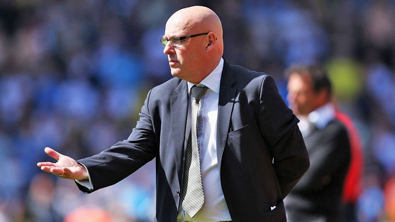 Brian McDermott: His side host Brighton on the opening day