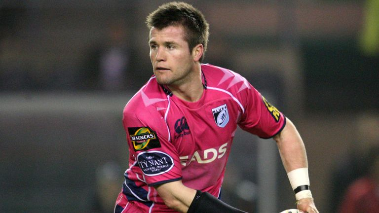 Ceri Sweeney: Raring to go with Exeter