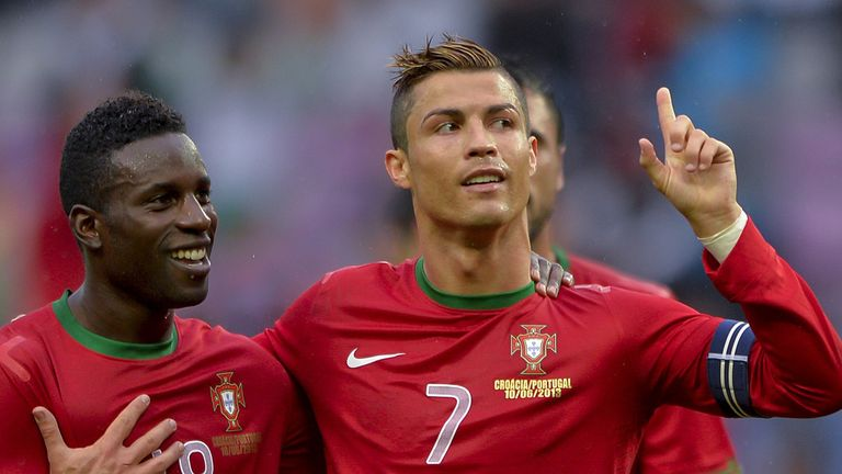 Cristiano Ronaldo: Winning goal in Croatia friendly