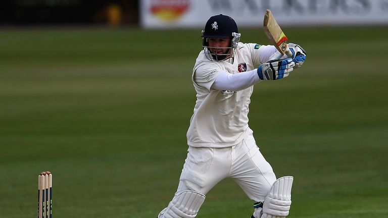 Darren Stevens: Notched his fourth century of the season