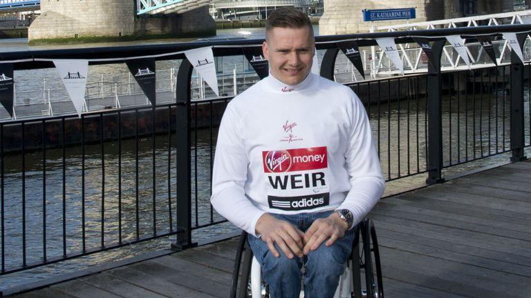 David Weir: London 2012 success a relief