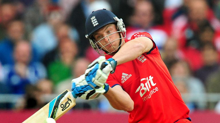 Jos Buttler: Hoping he can force his way into England's Test side after impressing in ODI and t20 matches