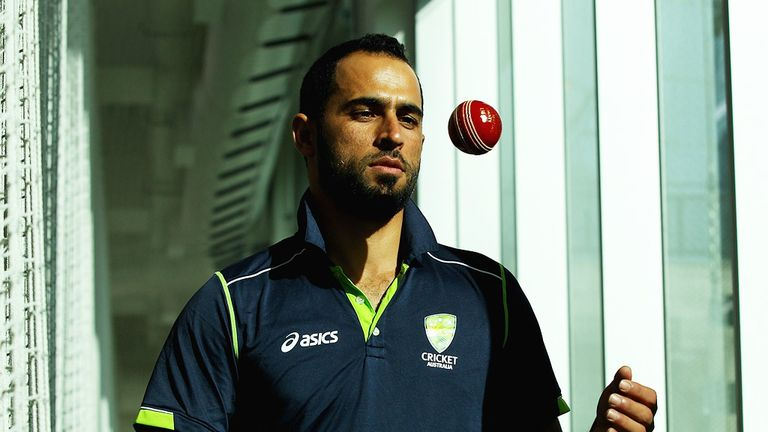 Fawad Ahmed: Could get an Ashes call-up