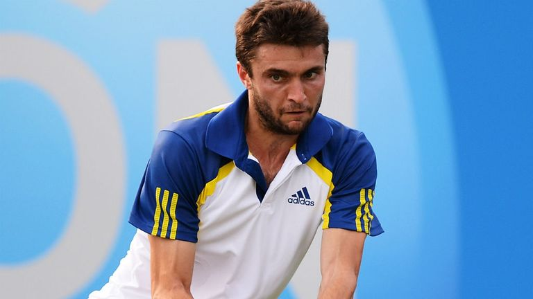 Gilles Simon: Won his first ATP title of the year