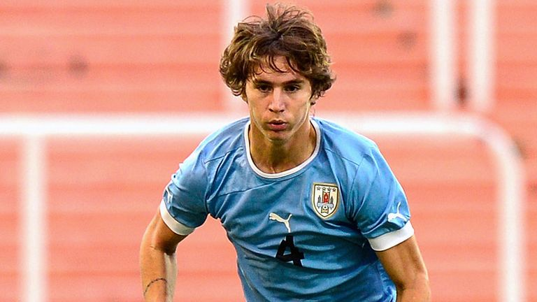 Guillermo Varela: Joins Premier League champions after U20 World Championship