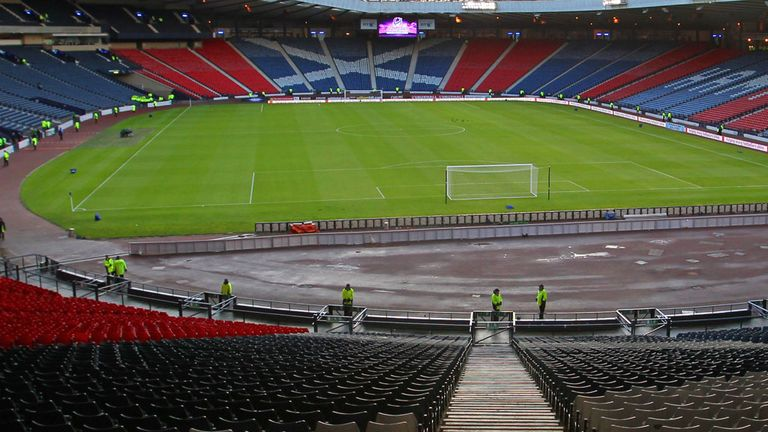 Hampden Park: Hosting Diamond League meeting in July