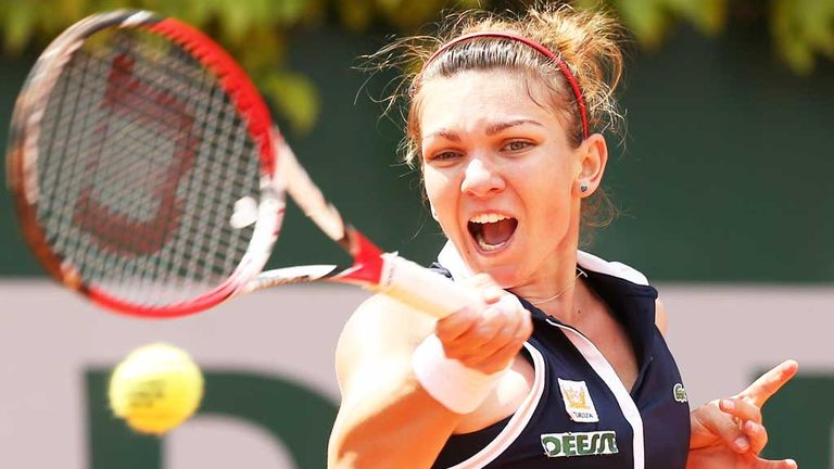Simona Halep: Highest-ranked player remaining in the draw