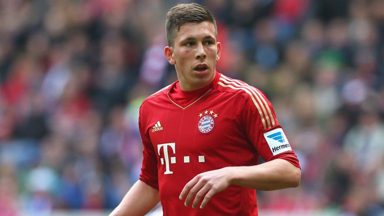 Pierre-Emile Hojbjerg: Wants to become a Bayern Munich regular
