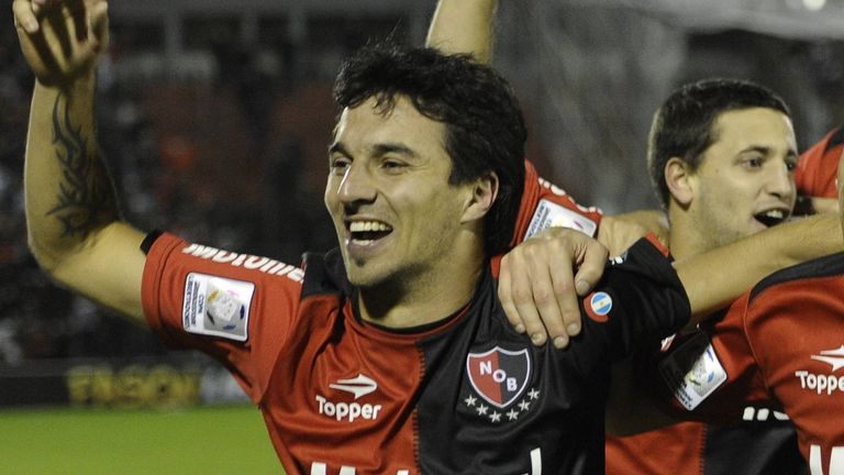Ignacio Scocco: Linked with Sunderland, again