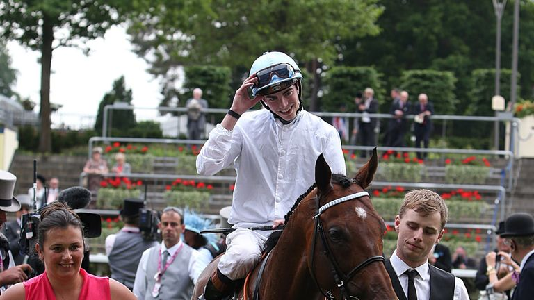 Belgian Bill: Could head for Betfred Mile