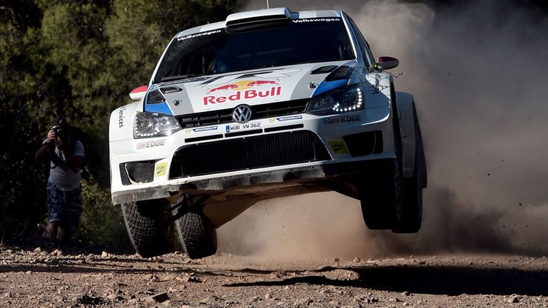 Jari-Matti Latvala: 1.6 seconds all that stands between him and Dani Sordo