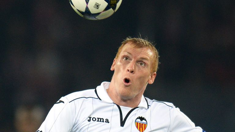 Jeremy Mathieu: Valencia defender happy to sign new contract