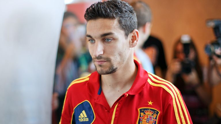 Jesus Navas: Readying himself for a fresh start in the Premier League