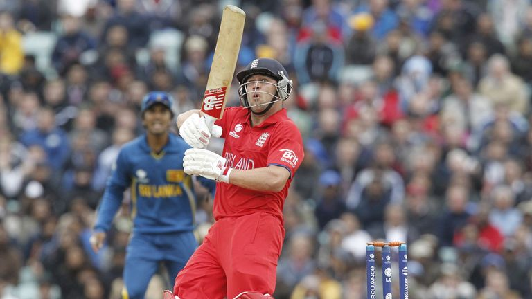 Jonathan Trott: Ranked among the top 10 one-day international batsmen