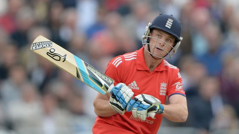 Jos Buttler: I will be ruthless run-maker