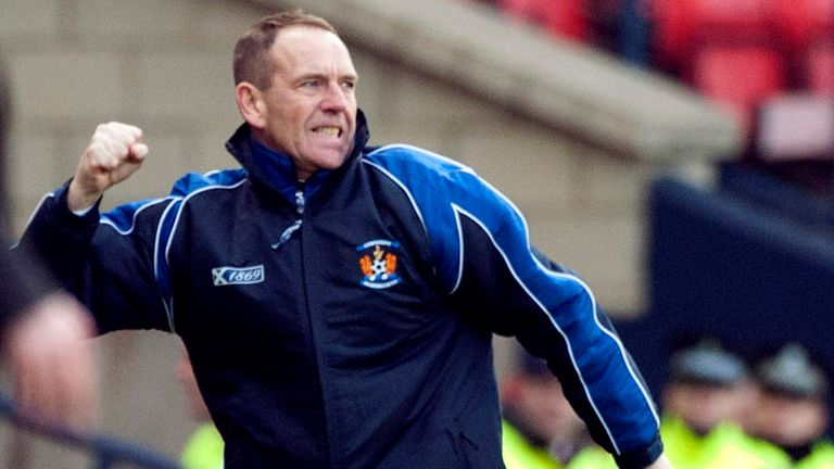 Kenny Shiels: Former Kilmarnock manager