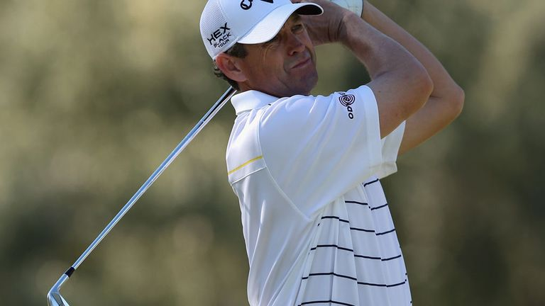 Lee Janzen: ousted for wearing wrong type of golf shoe