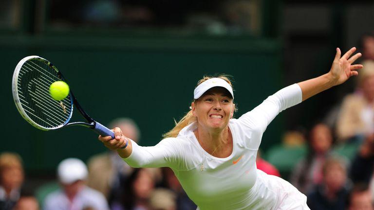 Maria Sharapova misses Toronto tournament because of a hip injury