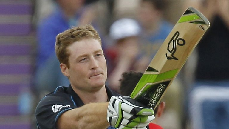 Martin Guptill: has scored 292 runs in two unbeaten NatWest Series knocks
