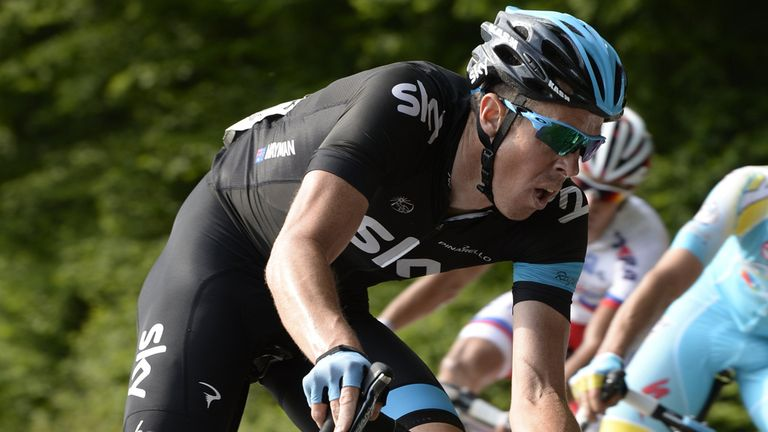 Mathew Hayman: Leaving Team Sky after four seasons