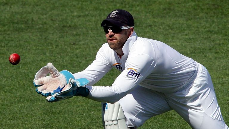 Matt Prior: Fit and ready for Lord's