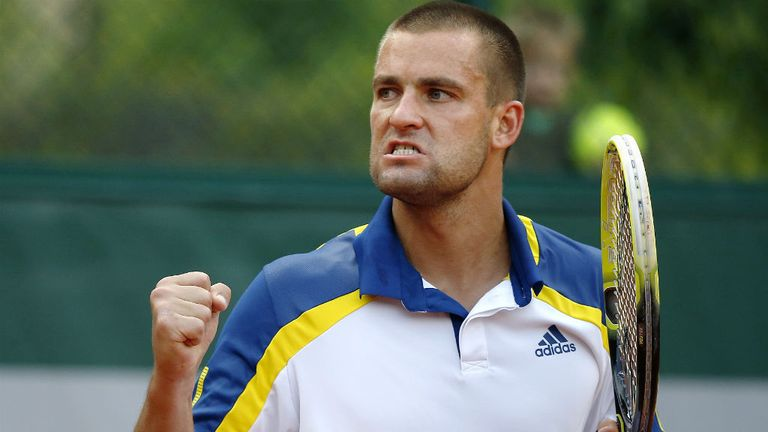 Mikhail Youzhny: The former World No 8 will be aiming to win his ninth ATP Tour title in his 21st career final