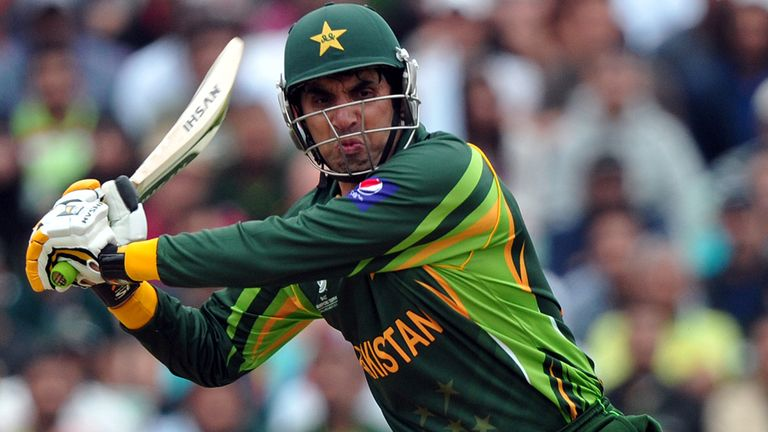 Misbah: My batsmen are 'lost'