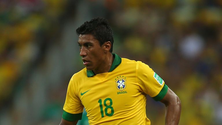 Paulinho: Denied interest from Real Madrid
