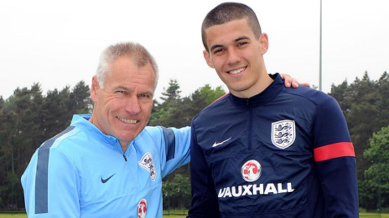 Peter Taylor and Conor Coady ready for the FIFA Under-20 World Cup