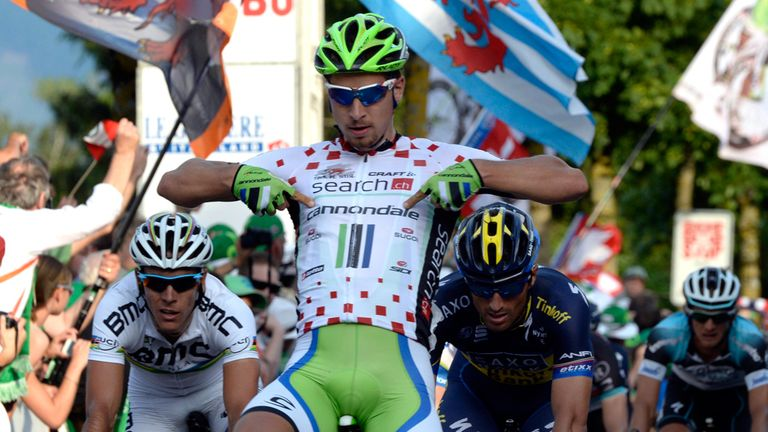 Peter Sagan: Continued his winning streak with another Swiss success