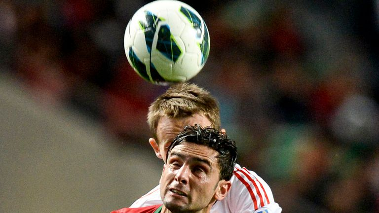 Helder Postiga: On target for Portugal in crucial win over Russia