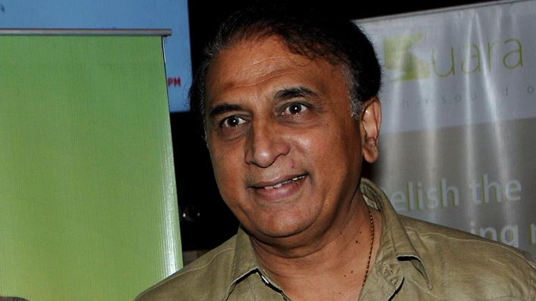 Sunil Gavaskar: Has been appointed interim head of the Board of Control for Cricket in India