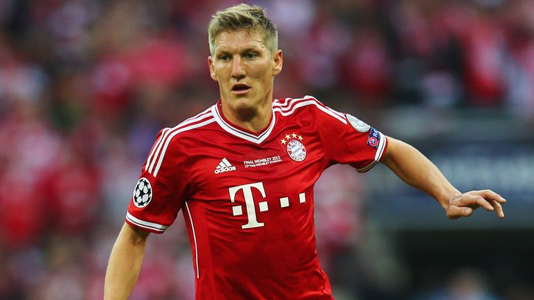 Bastian Schweinsteiger: German football writers' player of the year