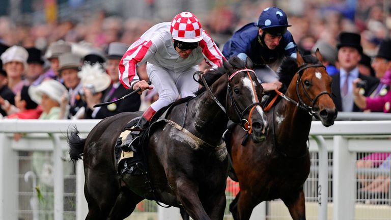 Sole Power: Heading for Newmarket