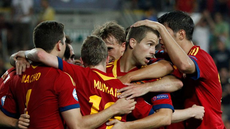 Spain: Have 'performed better than expected', according to Rodrigo