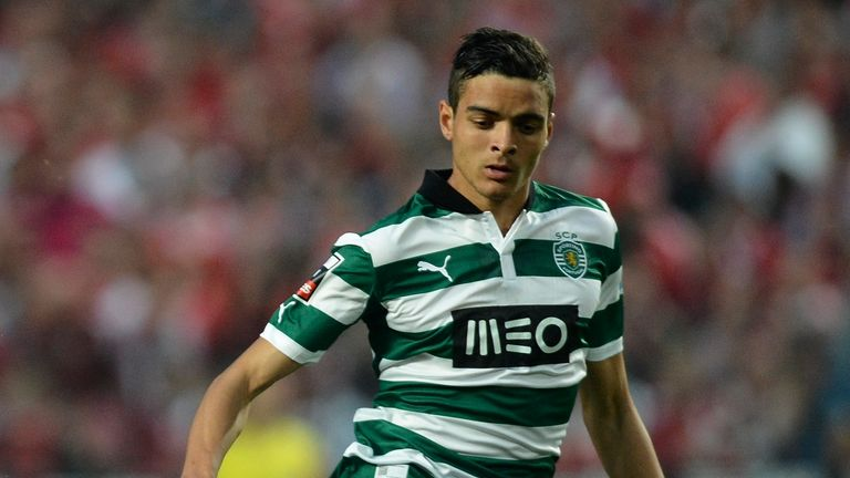 Tiago Ilori: Sporting Lisbon defender is wanted by Liverpool