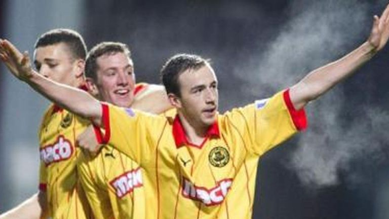 Partick are gearing up for life in the Scottish Premier League