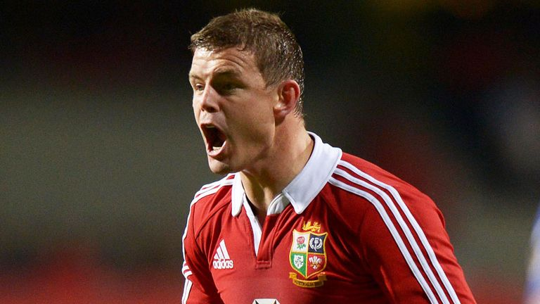Brian O'Driscoll: Roaring the Lions on