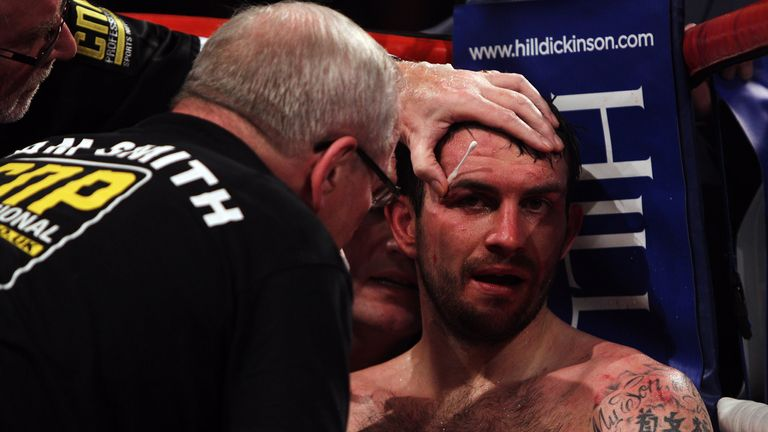 Corner talk: Paul Smith is on Ringside and Ringside Extra this week