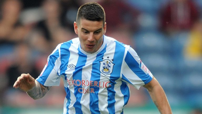 Adam Hammill: Returned to Huddersfield on a permanent deal