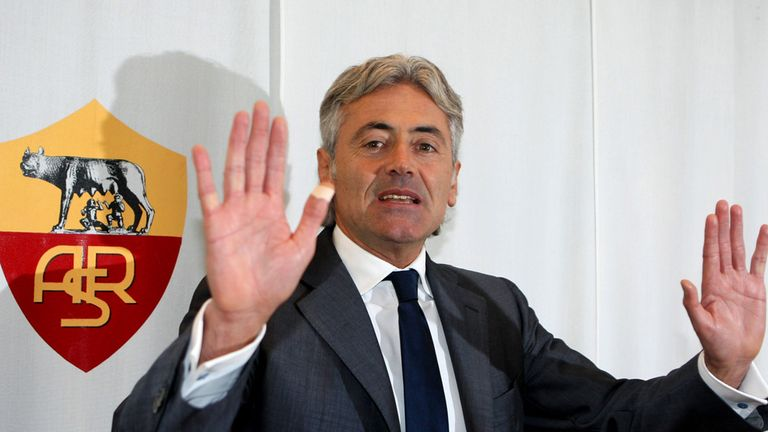 Franco Baldini: Italian joins Tottenham as technical director