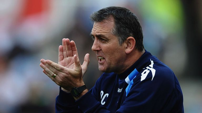 Owen Coyle: Looking to players from former club Burnley to bolster squad