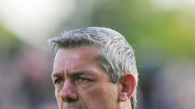 Daryl Powell: Guided the Tigers to four straight wins to start the season