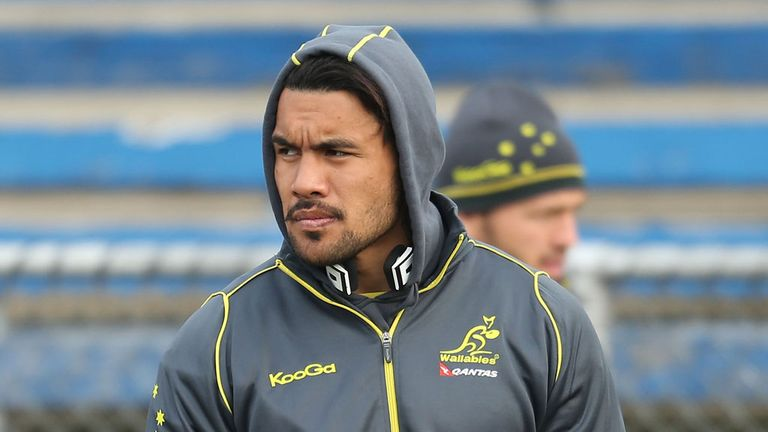 Ioane has been ruled out for the remainder of the series