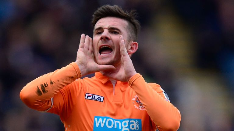Barry Ferguson: Has extended his playing days at Blackpool